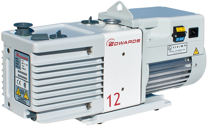 bom chan khong Edwards RV12, bom hut chan khong Edwards RV12, Edwards vacuum pump RV12