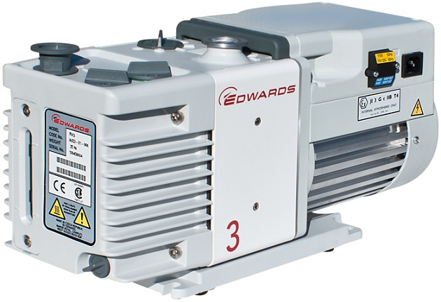 bom chan khong Edwards RV3, bom hut chan khong Edwards RV3, Edwards vacuum pump RV3
